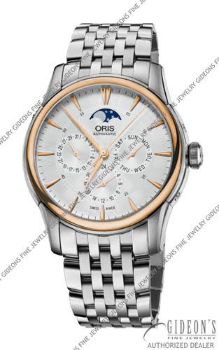 Oris Artelier Moonphase Automatic 582 7689 6351