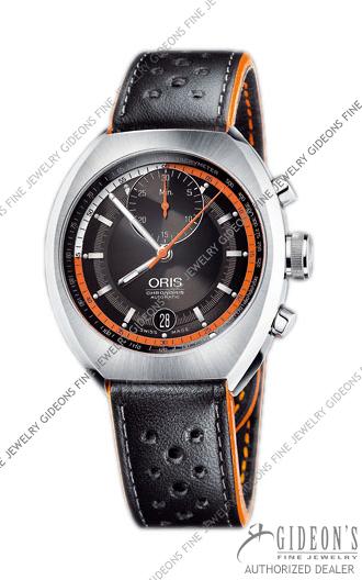 Oris Chronoris Automatic Chronograph 672 7564 4154