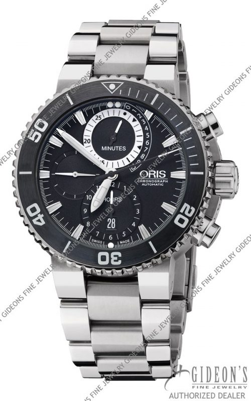 Oris Carlos Coste Limited Edition Automatic Chronograph 674 7655 7184