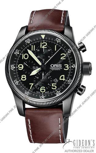 Oris Big Crown Timer Automatic Chronograph 675 7648 4234