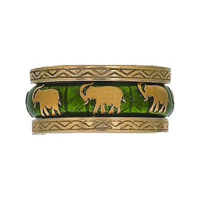 Hidalgo Stackable Rings Wild Life Collection Set  (7-507 & 7-507G)
