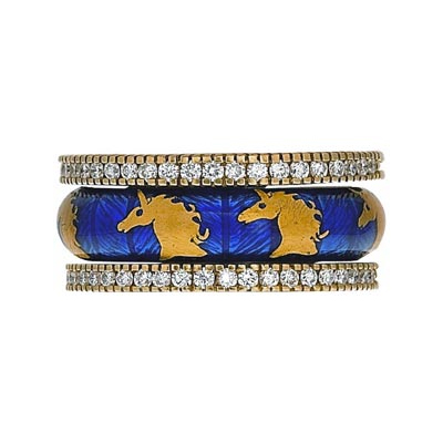 Hidalgo Stackable Rings Other Collections Set (7-550 & 7-550G)