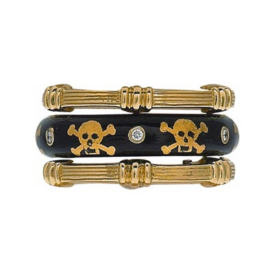 Hidalgo Stackable Rings Other Collections Set (7-553 & 7-553G)