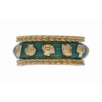 Hidalgo Stackable Rings Sea Life Collection Set  (7-569 & 7-569G)