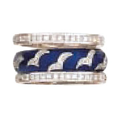 Hidalgo Stackable Rings Aviary Collection Set  (7-587 & 7-587G)