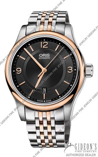 Oris Classic Date Automatic 733 7578 4334 LS