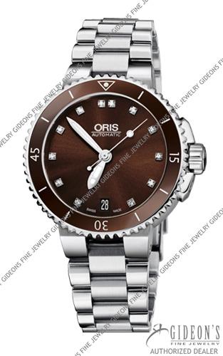 Oris Aquis Date Automatic 733 7652 4192 MB