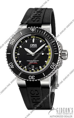 Oris Aquis Depth Gauge Set Automatic 733 7675 4154