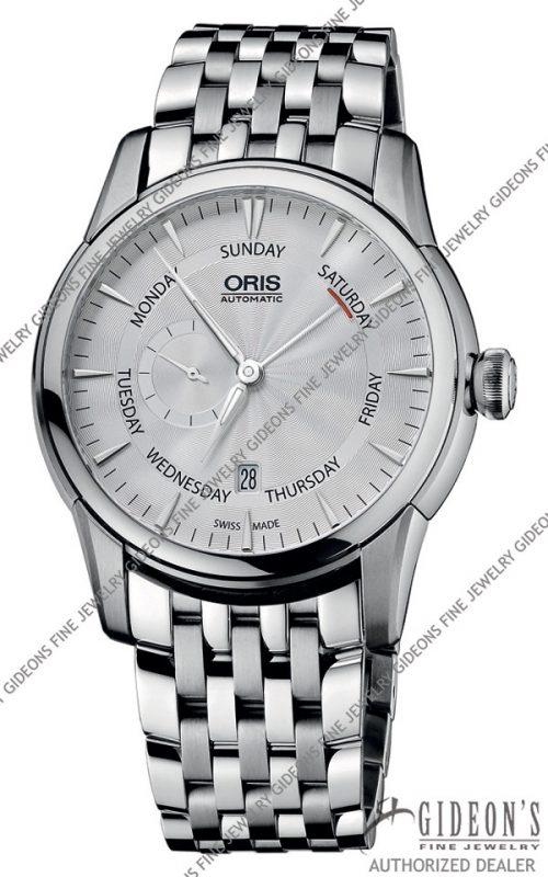 Oris Artelier Small Second Automatic 745 7666 4051