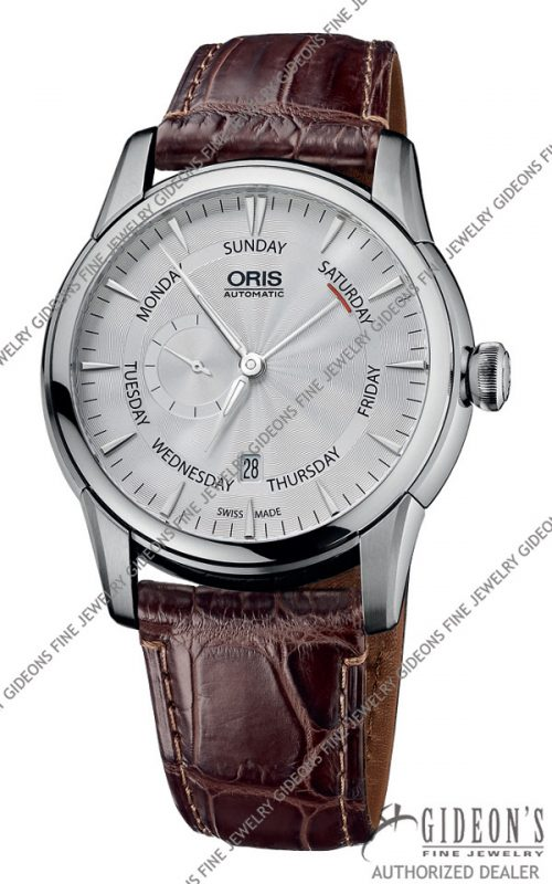 Oris Artelier Small Second Automatic 745 7666 4051 LS