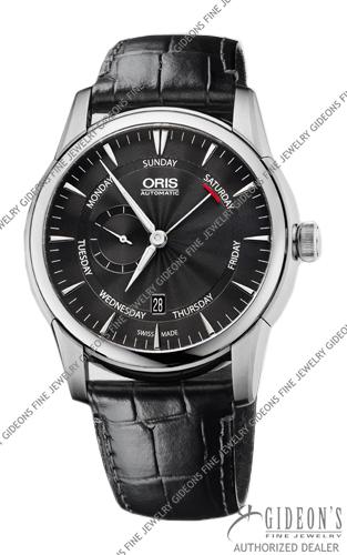 Oris Artelier Small Second Automatic 745 7666 4054 LS