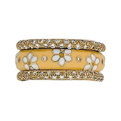 Hidalgo Stackable Rings Pastel Collection Set (RS7755 & RM2296)