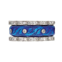 Hidalgo Stackable Rings Scrolls Collection Set (RS7703 & RR1345)