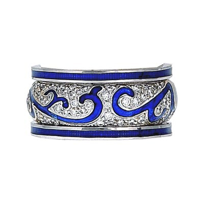 Hidalgo Stackable Rings Scrolls Collection Set (RR1278 & RB5021)