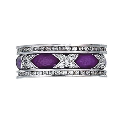 Hidalgo Stackable Rings Bar and X Collection Set (RR1086 & RB5006)