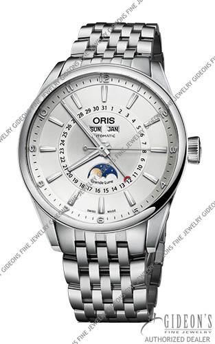 Oris Artelier Moonphase Automatic 915 7643 4031