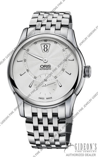 Oris Artelier Jumping Hour Automatic 917 7702 4051