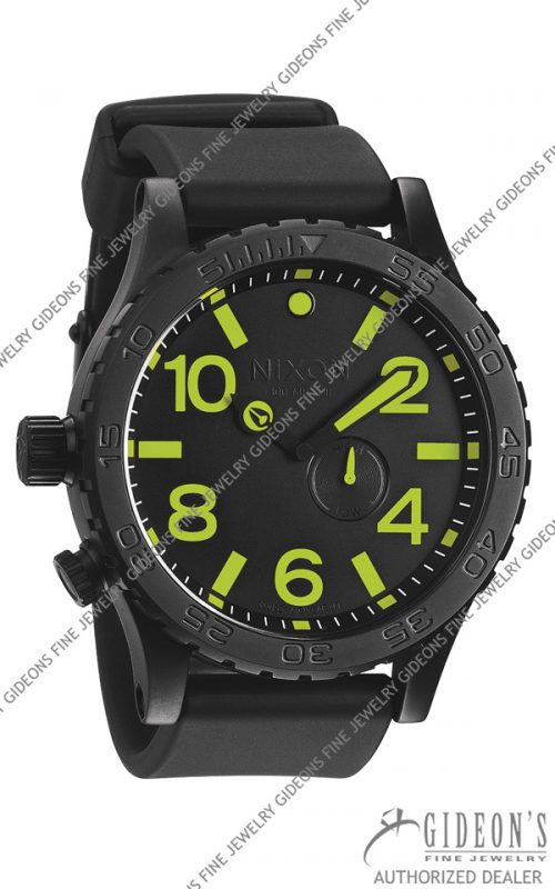 Nixon 51-30 Chrono Quartz Watch A058-1256
