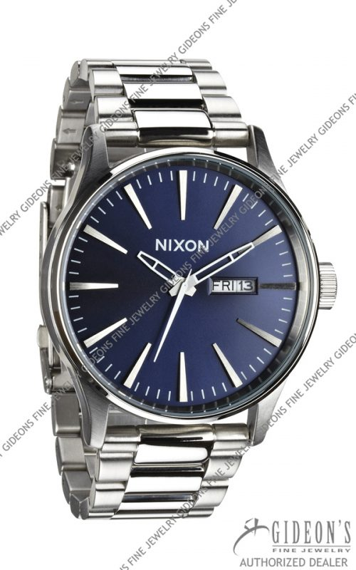 Nixon The Sentry SS Quartz Watch A356-1258