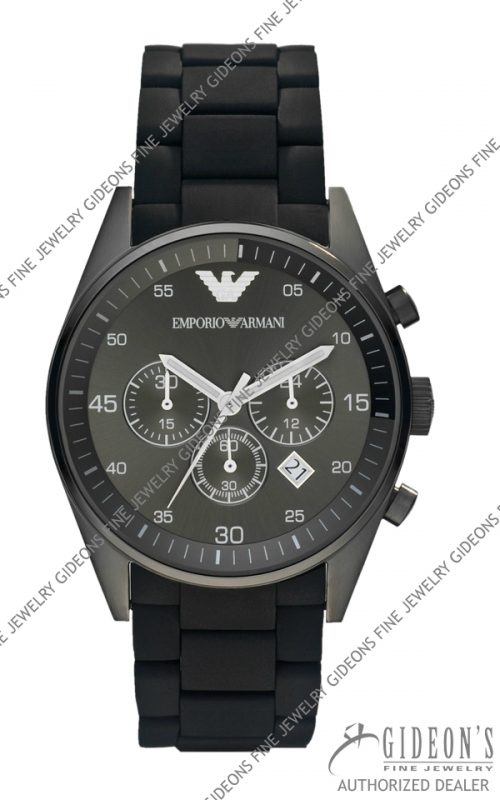 Emporio Armani Sportivo Quartz Chronograph Mens Watch AR5889