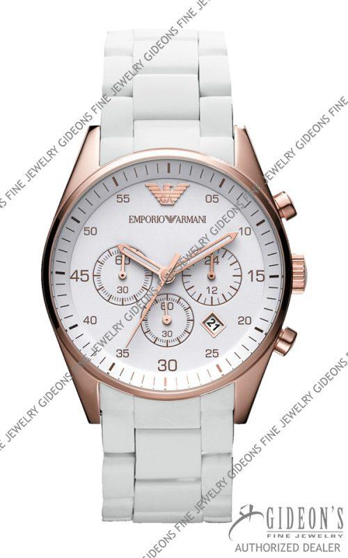 Emporio Armani Sportivo Quartz Chronograph Mens Watch AR5919