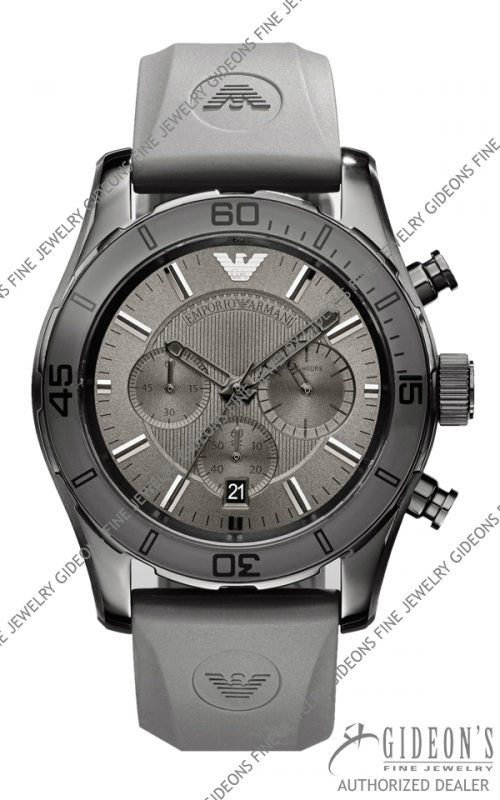 Emporio Armani Sportivo Quartz Chronograph Mens Watch AR5949