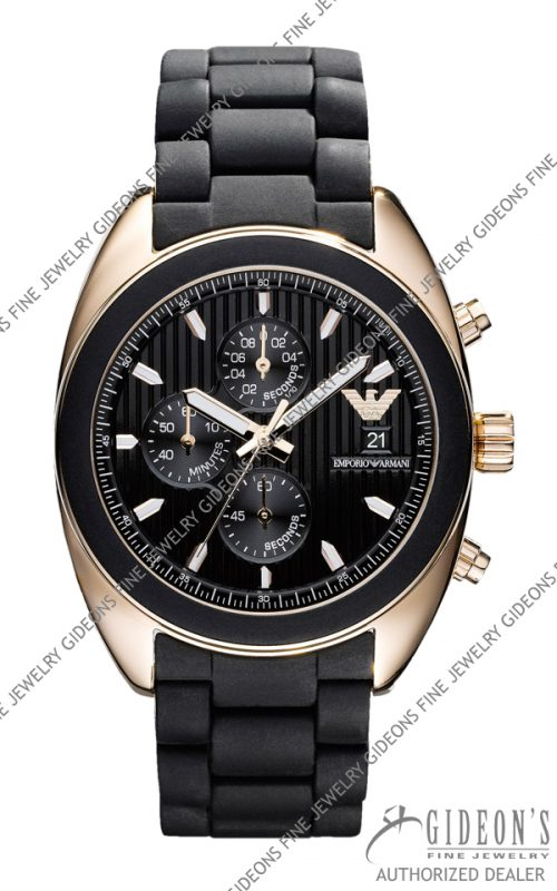 Emporio Armani Sportivo Quartz Chronograph Mens Watch AR5954