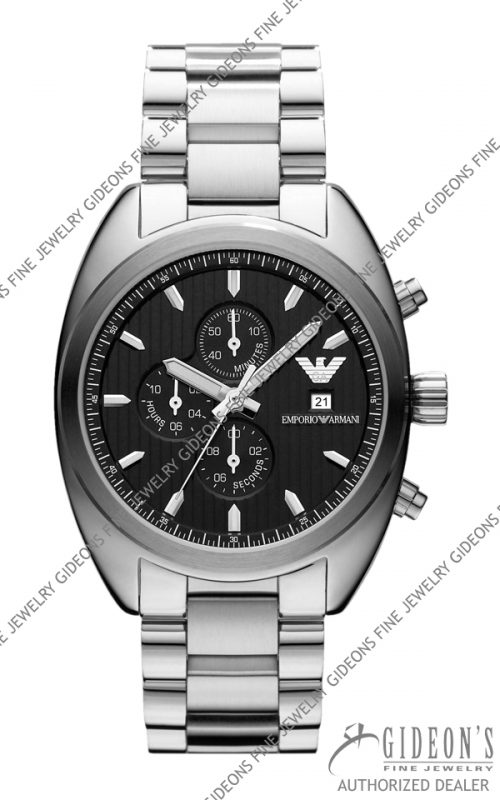 Emporio Armani Sportivo Quartz Chronograph Mens Watch AR5957