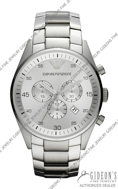 Emporio Armani Sportivo Quartz Chronograph Mens Watch AR5963