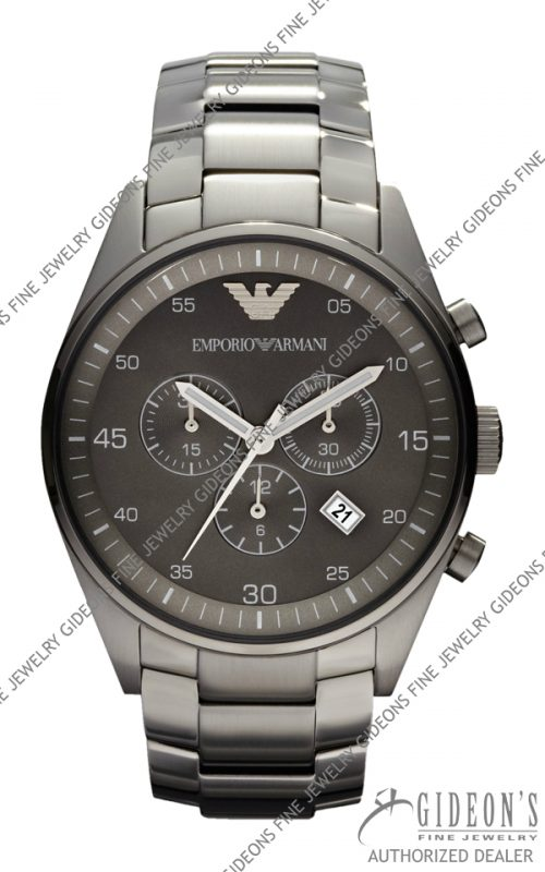 Emporio Armani Sportivo Quartz Chronograph Mens Watch AR5964
