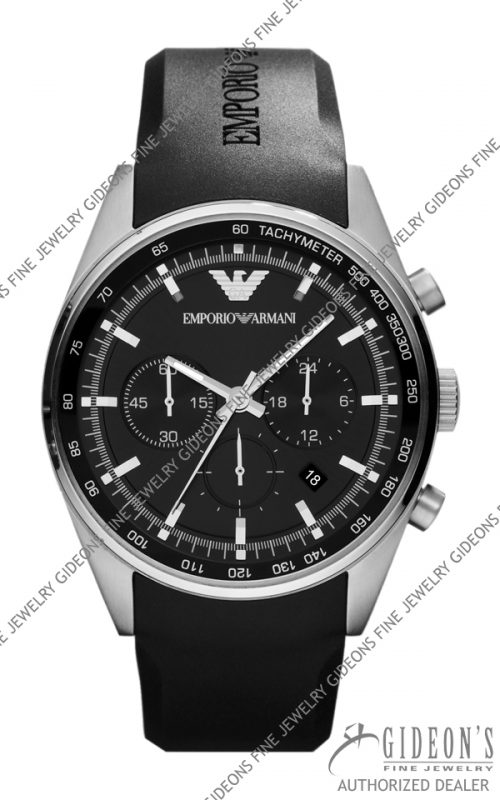 Emporio Armani Sportivo Quartz Chronograph Mens Watch AR5977