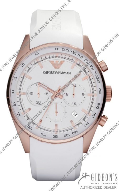 Emporio Armani Sportivo Quartz Chronograph Mens Watch AR5979