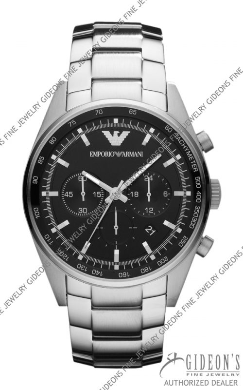 Emporio Armani Sportivo Quartz Chronograph Mens Watch AR5980