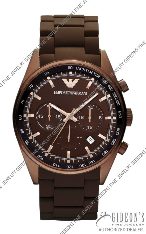 Emporio Armani Sportivo Quartz Chronograph Mens Watch AR5982