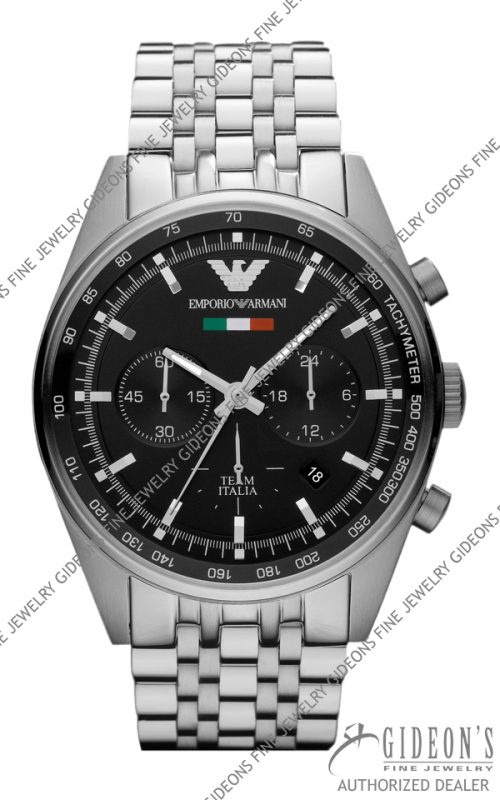 Emporio Armani Sportivo Quartz Chronograph Mens Watch AR5983