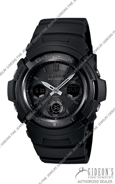 Casio G-Shock Classic AWGM100B-1A Solar Quartz Watch