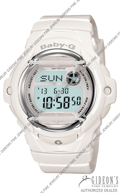 Casio Baby-G White Series BG169R-7A Digital Quartz Watch