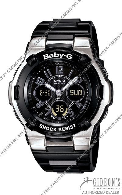 Casio Baby-G Black Series BGA110-1B2 Quartz Watch