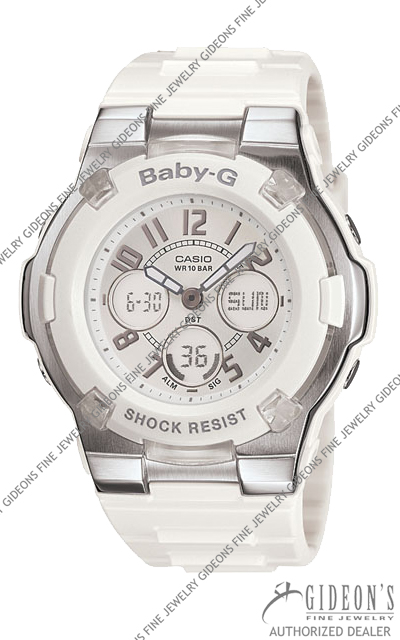 Casio Baby-G White Series BGA110-7B Digital Quartz Watch