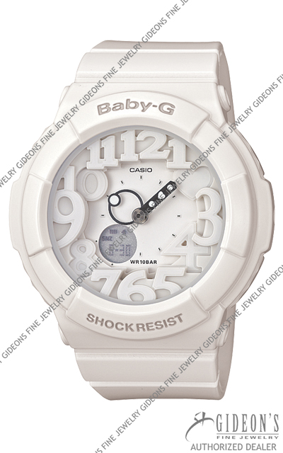 Casio Baby-G White Series BGA131-7B Quartz Watch