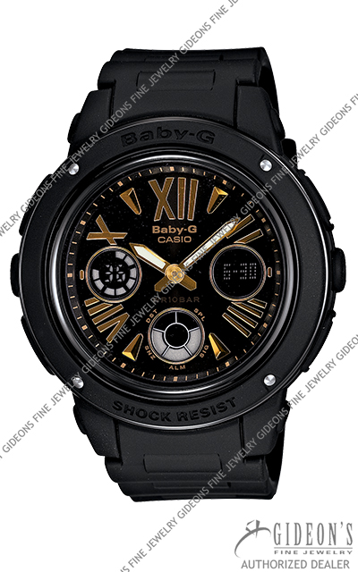 Casio Baby-G Black Series BGA153-1B Quartz Watch