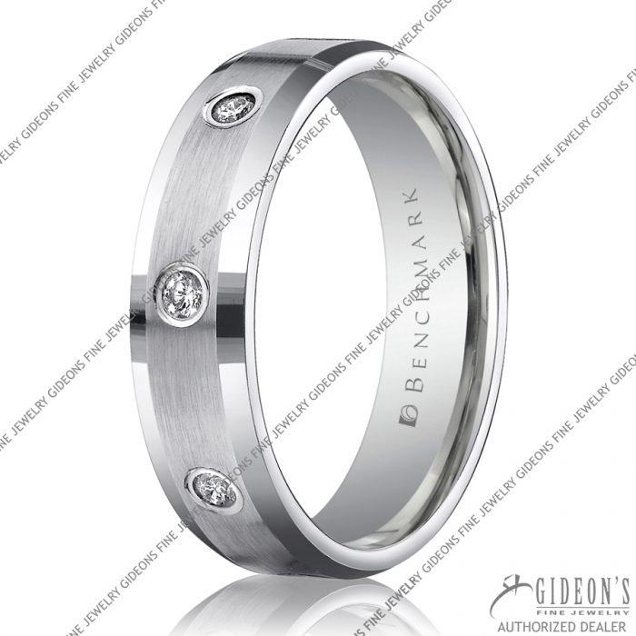Benchmark Diamond Interval Bands CF526132 6 mm