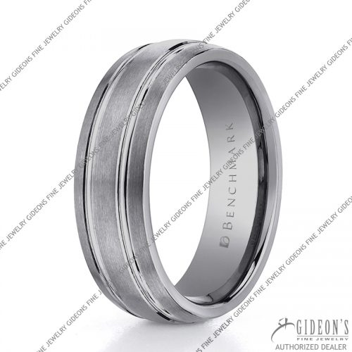 Benchmark Alternative Metal Tungsten Bands CF57444TG 7 mm