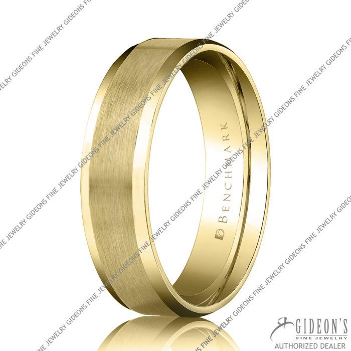 Benchmark Carved Bands CF66416 6 mm