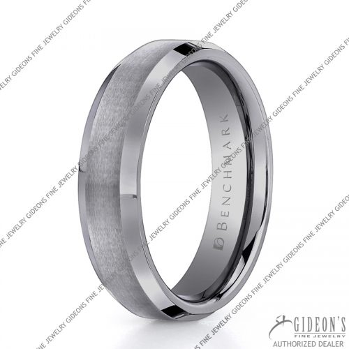 Benchmark Alternative Metal Tungsten Bands CF66416TG 6 mm