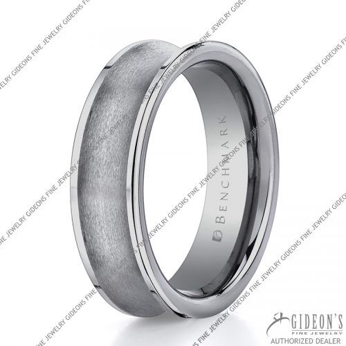 Benchmark Alternative Metal Tungsten Bands CF67001TG 7 mm