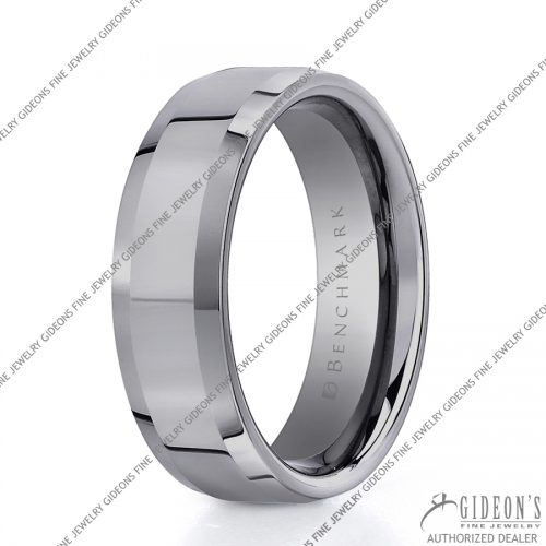 Benchmark Alternative Metal Tungsten Bands CF67426TG 7 mm