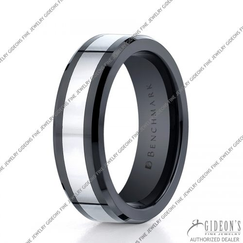 Benchmark Alternative Metal Seranite Bands CF67860CMTG 7 mm