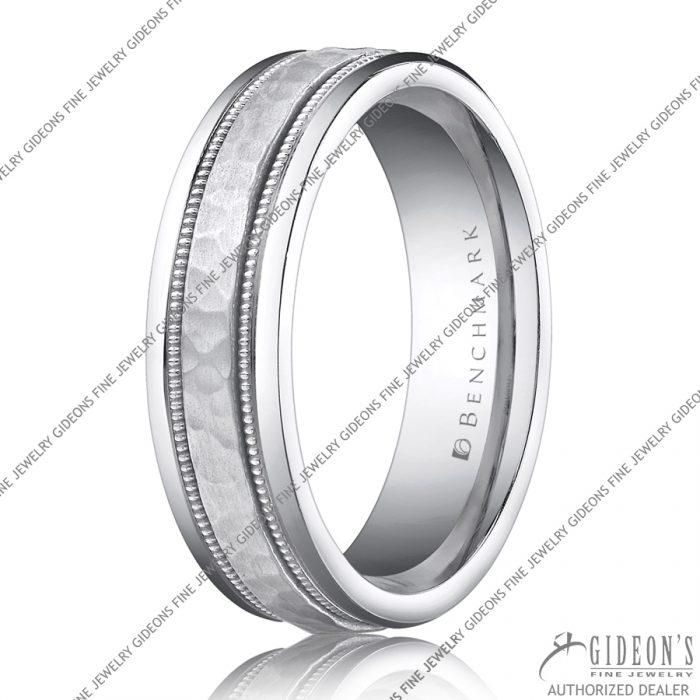 Benchmark Carved Bands CFWB156309 6 mm