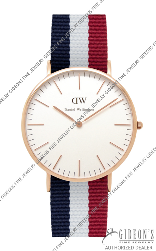 Daniel Wellington Classic Cambridge Men Rose Gold